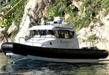 Parker Baltic Cruiser   Parker Ribs